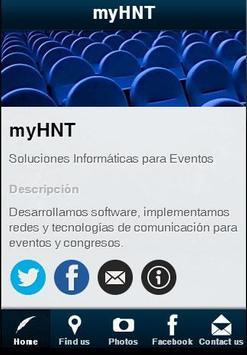 myHNT apk screenshot