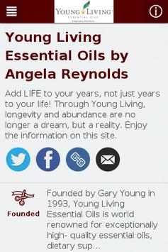 Young Living Essential Oils poster