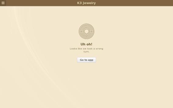 K3 Jewelry poster