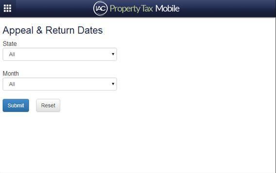 Property Tax Mobile apk screenshot