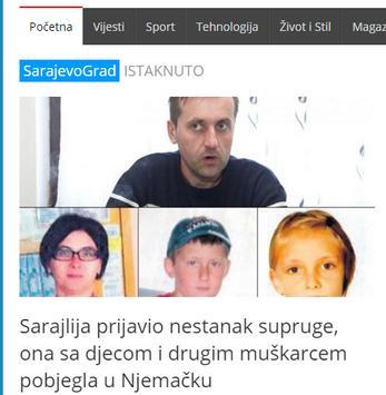 Sarajevo Grad Portal apk screenshot