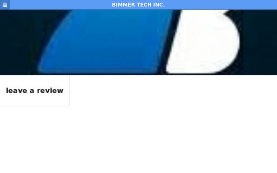 Bimmer Tech Inc. apk screenshot