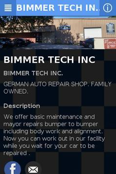 Bimmer Tech Inc. poster