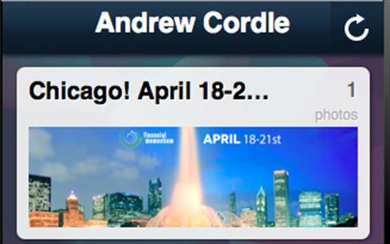 Andrew Cordle apk screenshot