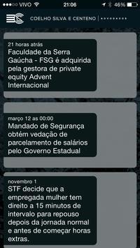 CSEC Advogados apk screenshot