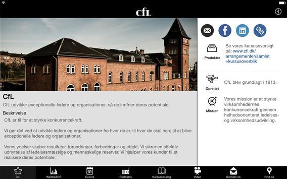 CfL apk screenshot