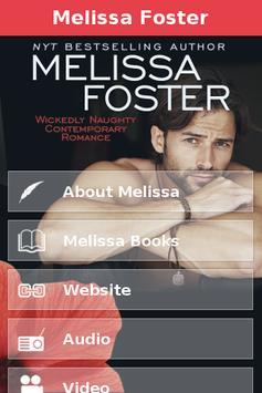 Melissa Foster poster