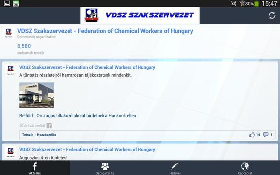 VDSZ Mobil apk screenshot