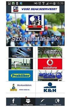 VDSZ Mobil poster