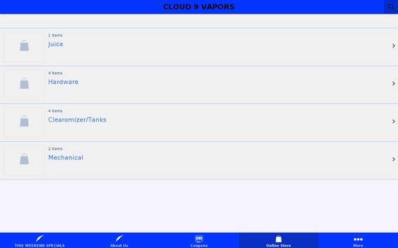CLOUD 9 LEBANON apk screenshot