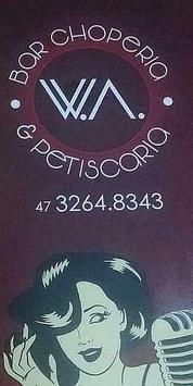 W.A. Bar e Choperia poster