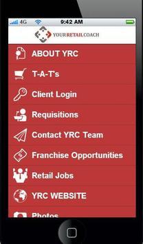 YOUR RETAIL COACH apk screenshot