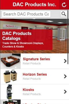 DAC Products, Inc. apk screenshot