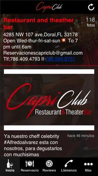 Capri Club Miami apk screenshot