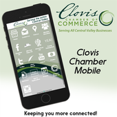 Clovis Chamber Mobile icon