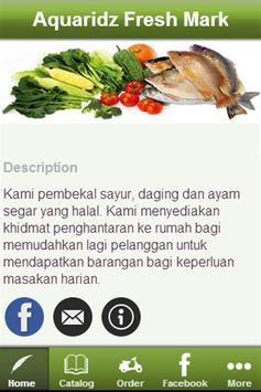 Aquaridz Fresh Market poster