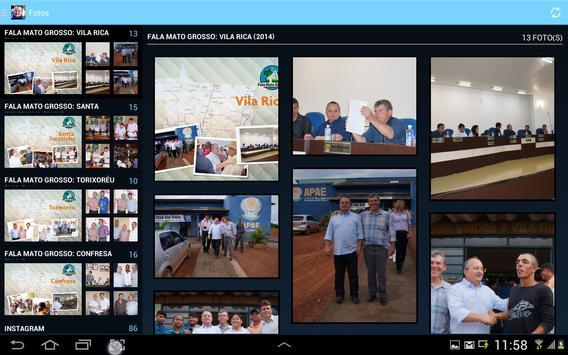 Pedro Taques apk screenshot