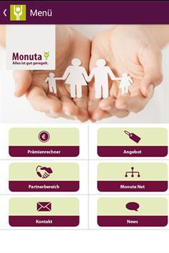 Monuta poster