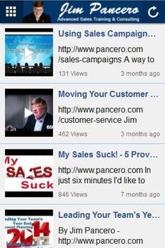 Jim Pancero apk screenshot