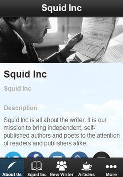 Squid Inc poster