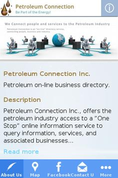 Petroleum Connection Inc. apk screenshot