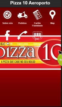 Rede Pizza 10 Aeroporto apk screenshot