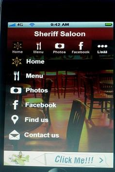Sheriff Saloon apk screenshot