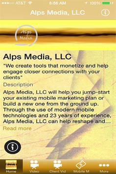 Alps Media poster