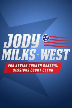 Jody Milks-West poster