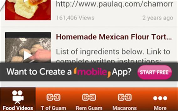 PaulaQ.com apk screenshot