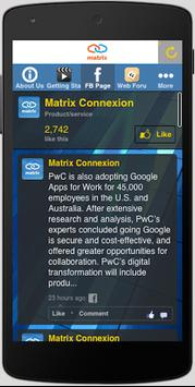 Matrix Connexion apk screenshot