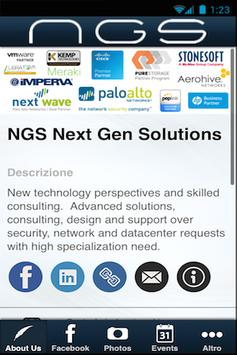 Ngs srl poster