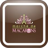Marché de Macarons icon