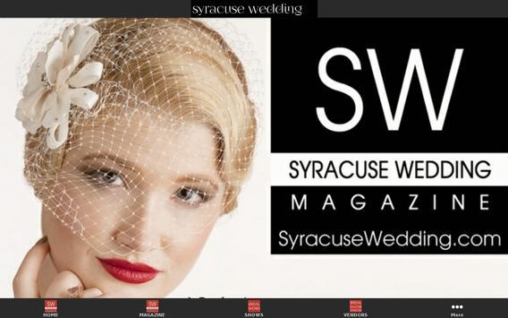 Syracuse Wedding apk screenshot