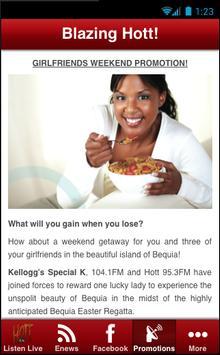 Hott 95.3FM apk screenshot