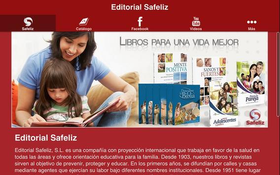 Editorial Safeliz apk screenshot