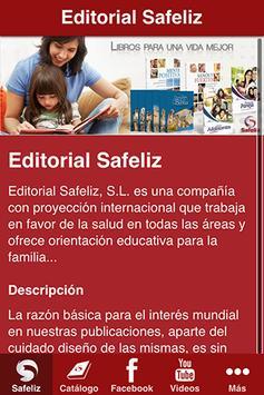 Editorial Safeliz poster