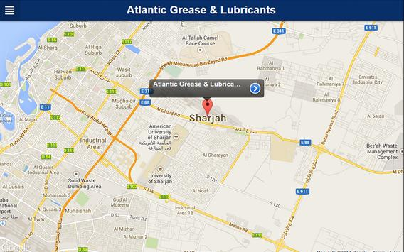 Atlantic Grease & Lubricants apk screenshot