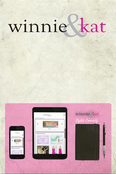 Winnie & Kat poster