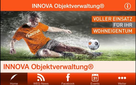 INNOVA Objektverwaltung® apk screenshot