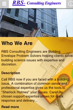 RBS Consulting Engineers poster