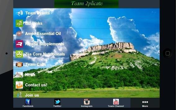 Team 2plicate apk screenshot