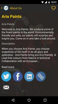 Aria Paints apk screenshot