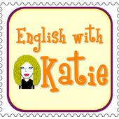 English with Katie icon