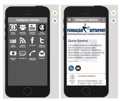 Sindicato SETTAPORT - V1.1 apk screenshot
