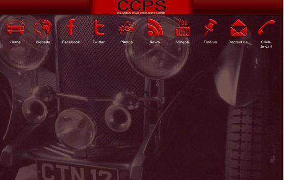 The Classic Car Project Shop apk screenshot