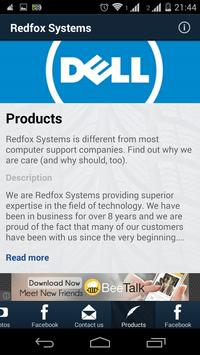 Redfox Systems poster