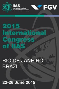 IIAS Congress 2015 poster