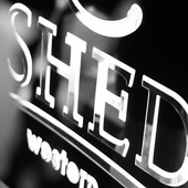 SHED WESTERN BAR icon