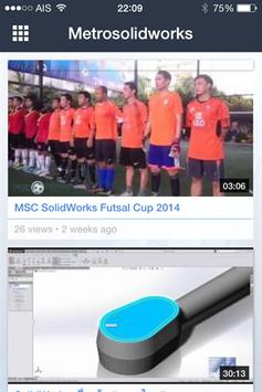 Metro Solidworks apk screenshot